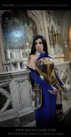 Shanoa Cosplay 09 by Bastetsama-Cosplay