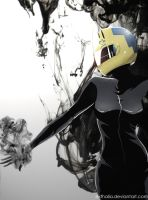 Celty by Exthalia