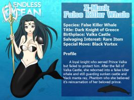 EO2: False Killer Whale by Alice13th
