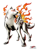 Okami by StaffOnly by StaffOnlyGraph