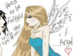 Lips of an Angel Muro by Maivory