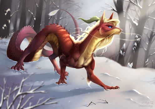 Dragon by Neyla-The-Lioness