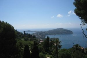 France, Cote d'Azur view 2 by elodie50a
