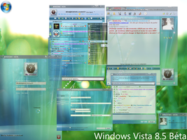 Skin Windows Vista 8.5 Beta by Diablotin-created
