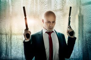 Hitman by Stetsenko
