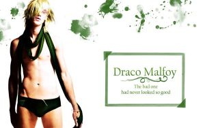 Draco Malfoy Wallpaper by Himmelsblau