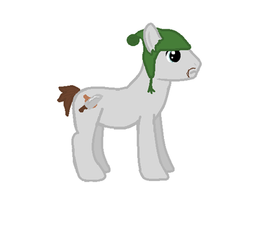 Finland pony by Simbelle