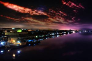 Pontianak City by Psikophat