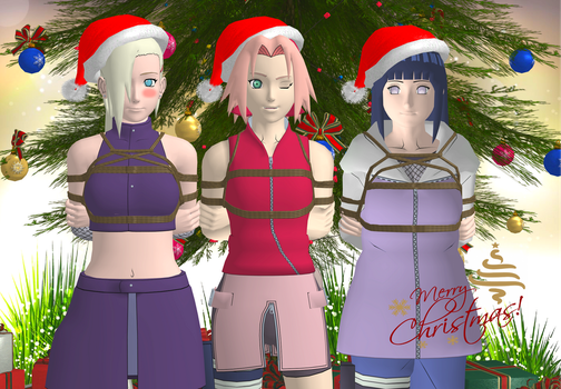 Merry Christmas! pg 3 by 4wearemanytoo