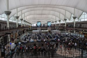 Denver International Airport- Jeppesen Terminal by Devan465