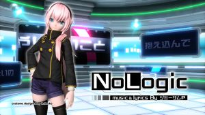 MMD model request - No logic -Luka Megurine CLOSED by Reon046