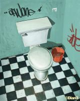 TOILET by Dian3