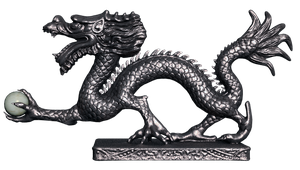 Chinese Dragon PNG Stock by Roys-Art