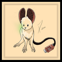 My Mouse by Piucca
