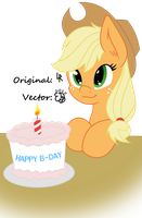 Happy Birthday by Darknisfan1995