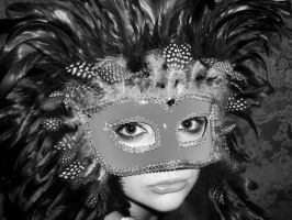 The Masqued Queen by slipknotcrow