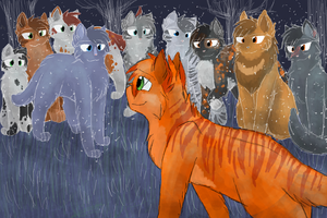 +Firestar's Nine Lives+ by CascadingSerenity