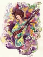 Sitar Day by FG-Twins