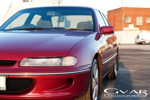 1993 VR Commodore Berlina. by SuperSprayer