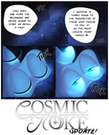 10302015 Cosmic Joke Begins! by KenDraw