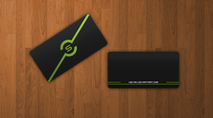 Business Card by xSc4Rx