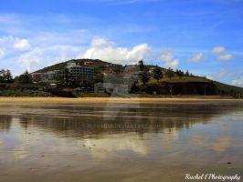 YEPPOON MAIN BEACH, QUEENSLAND, AUSTRALIA by Rlfran88