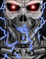 Terminator by Aakr