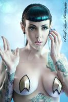 Live long and prosper by gothfox