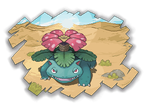 Venusaur by Taratos