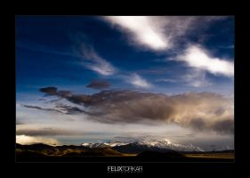 Dark Clouds Over Tibet by FelixTo