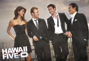 Hawaii Five-O by allyces