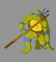TMNT Donatello by the-real-Payne