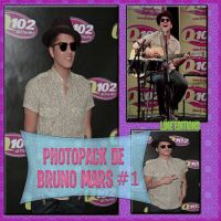Photopack Bruno Mars#1 by linecullen