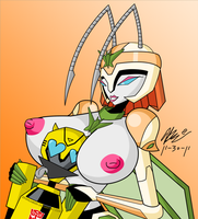 Commission: Jadebutterfly's Upgrades by 23isnumber1