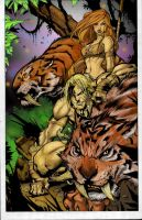 Kazar n shanna by richy28