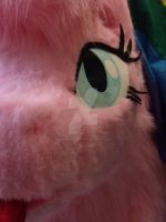 Fluffle Puff cosplay mini-quadsuit preview by MadHamsterCostumes