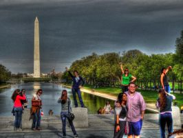 monument holders by serhat2174