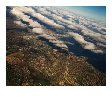 Perth From the Sky by photographer-amymay