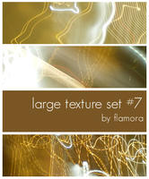 Large Texture Set Seven. by flamora