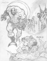 Abalam sketches #Divinity by c-crain