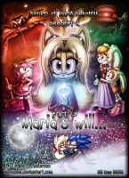 Return of Maria Robotnik P 13 by lu-raziel