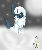 Absol by tamamarocks