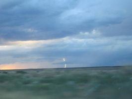 Lightning in New Mexico by eon-krate32