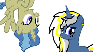 Tidal Shores and Calypso by Deep-Fried-Love