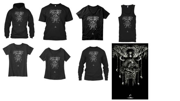Feast of Saints shirt 2 days left to order! by Blasterkid
