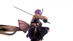 Ayane 3987 by lcmbrniftycomNWNS
