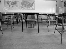 Classroom by Photogenetic