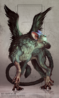 Trico - The Last Guardian by Sevil-s