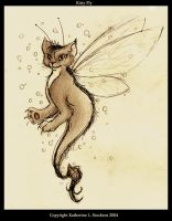 Kitty Fly by katstockton