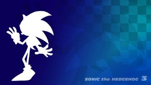 sonic 3 wallpaper by therealarien